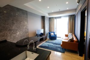 Ruang Tv Tipe 1 Bedroom